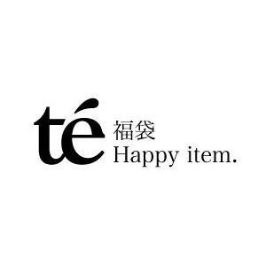 te'福袋( XS / S / M:3,000円/ XS 5,000円)
