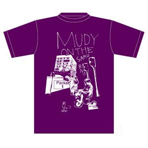 【mudy】街Tシャツ