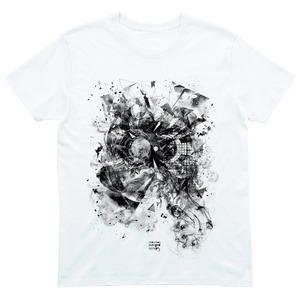 【chouchou】オフィシャルTシャツ(y12fl) ホワイト